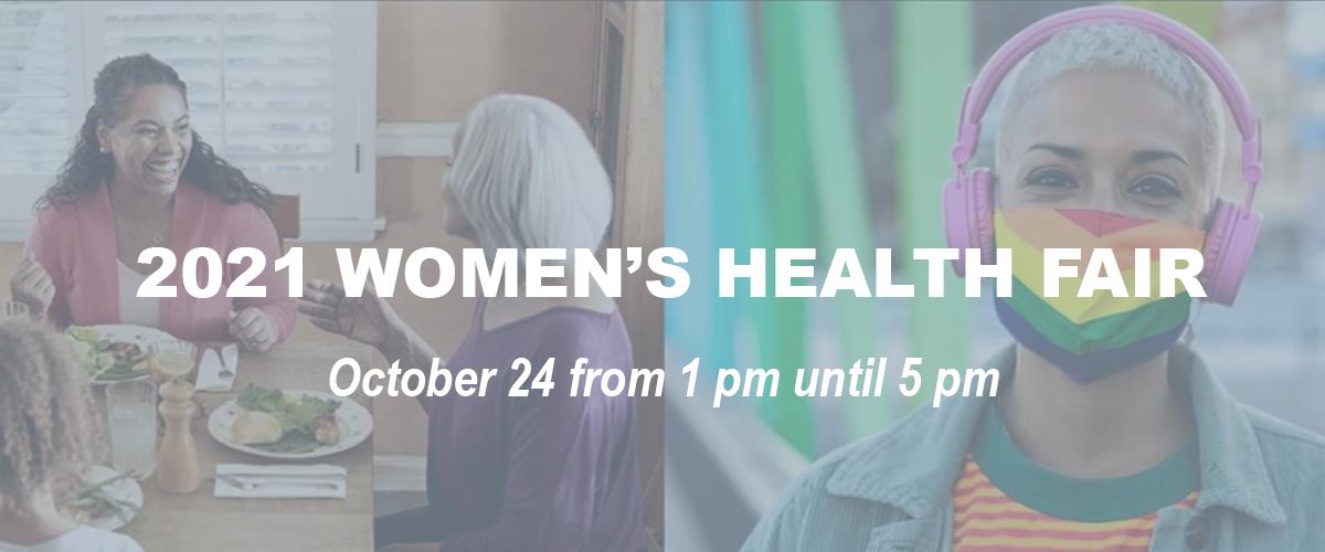 2021 Women's Health Fair