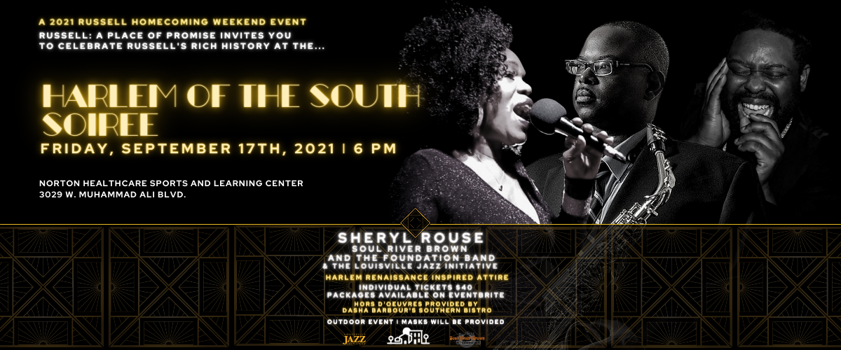 Harlem of the South Soiree
